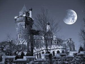 Casa Loma, Toronto, Ontario, Halloween, travel, tourism