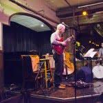 David Occhipinti at Jazz Room at Huether Hotel