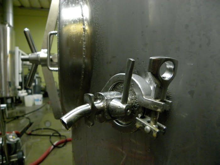 Drift Brewery Zwickle Valve Victoria BC