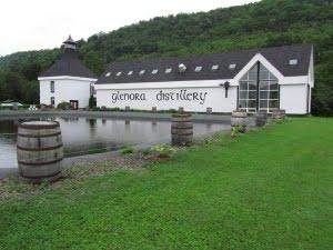 Glenora Distillery Nova Scotia