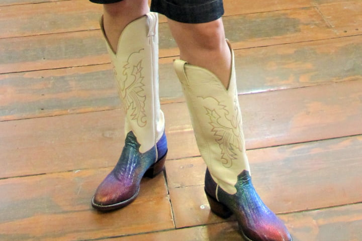 Alberta Boot Company makes customized boots