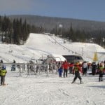 Sun Peaks Ski Resort British Columbia