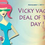 vicky vacay deal of the day 11-1-11