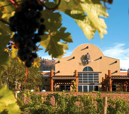 Nk'Mip Cellar, Osoyoos, BC, First Nations, travel