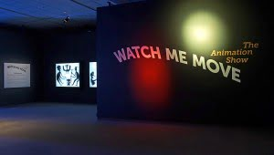 Watch Me Move, Glenbow Museum, Calgary, animation, culture