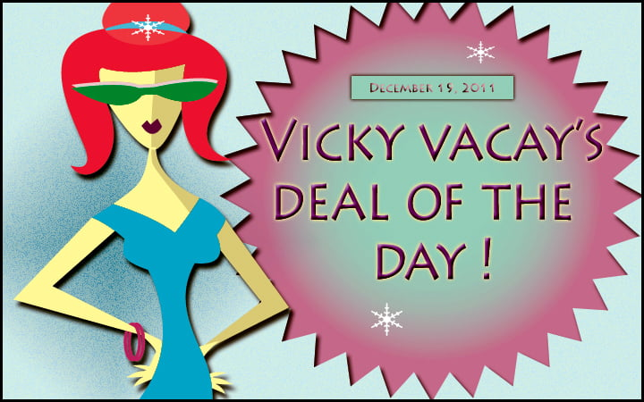 vicky vacay deal of the day 12-19