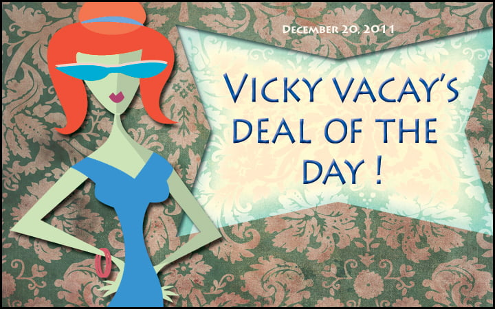 vicky vacay deal of the day 12-20