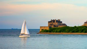 Fort Niagara, war of 1812, Niagara-on-the-lake, ontario, history, tourism, tours