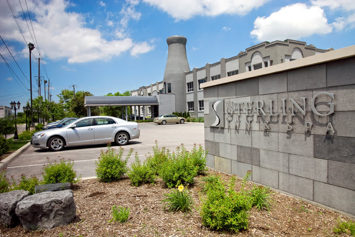 Sterling Inn and Spa, Niagara Falls, Ontario, Boutique hotel, travel, accommodations