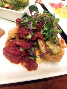 Panko Crusted Seitan, Zen Kitchen, Ottawa, Vegan, Restaurant, Dining