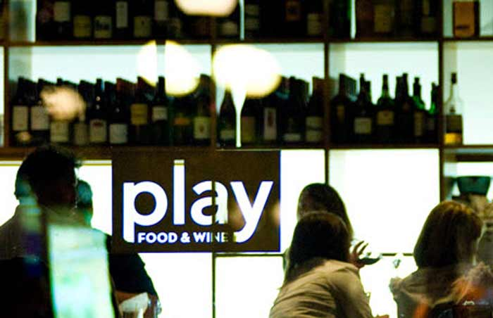 Play Food & Wine is a wonderful restaurant located in Ottawa