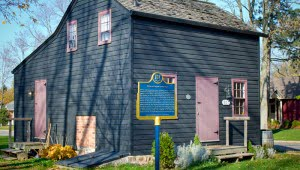 William and Susannah Steward House, Niagara-on-the-Lake, Black History, Ontario, freedom seekers
