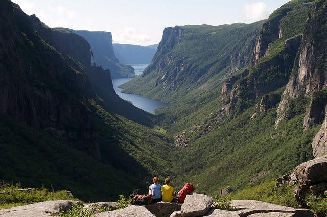 Uphill Both Ways In Gros Morne National Park Vacay Ca
