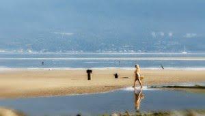 Wreck Beach in Vancouver. ©Julia Pelish/Vacay.ca
