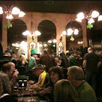 The James Joyce, Calgary, Alberta, Irish Pub, St. Patrick's Day