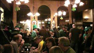 The James Joyce, Calgary, Alberta, Irish Pub, St. Patrick's Day