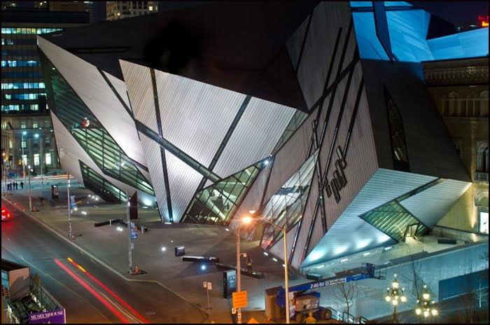 ROM Royal Ontario Museum Toronto Ontario Art Culture