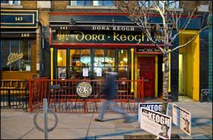 Dora Keoghs Irish Pub Danforth Toronto
