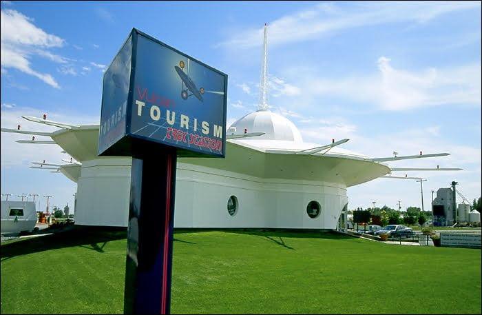 Vulcan Tourism & Trek Station, Vulcan Alberta