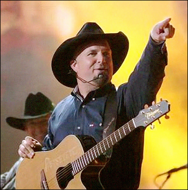 garth brooks calgary stampede