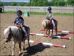 deerhurst-resort-kids-ponies-muskoka