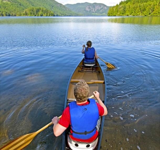 powell-river-canoe