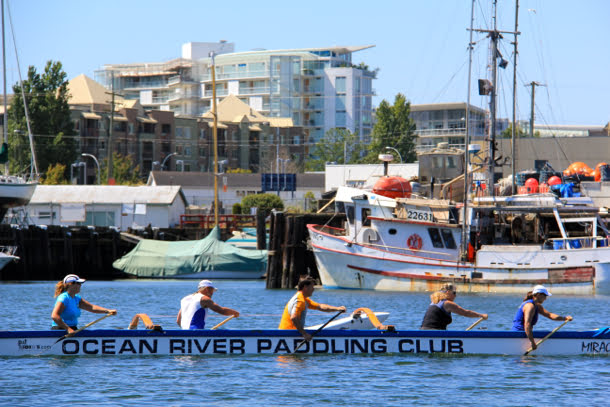 Why Victoria Is Canada S Fittest City Vacay Ca