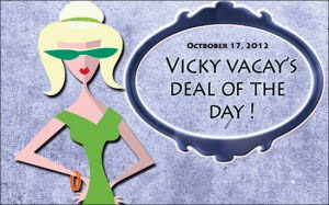 travel deal october 17, 2012