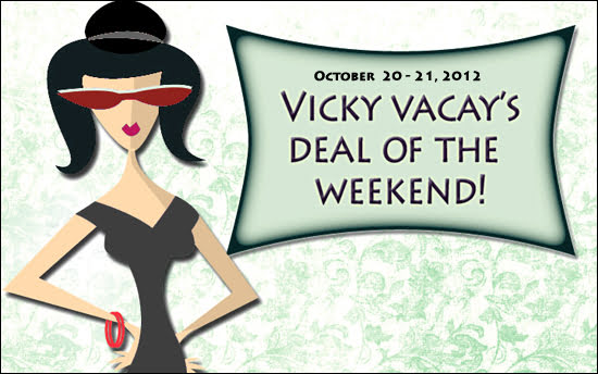 travel deal october 20, 2012