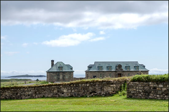 Fortress-Louisbourg