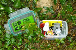 geocaching