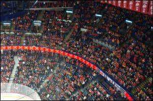 Scotiabank-Saddledome-Calgary-Flames-opening-night-2013