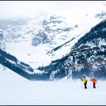 Lake Louise Cross country skiing