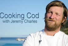 Jeremy Charles of Raymonds Restaurant in St. Johns, Newfoundland. (Julia Pelish/Vacay.ca)