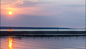 Lake Waskesiu in Prince Albert Park, Saskatchewan. (Julia Pelish/Vacay.ca)