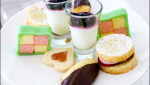 These fanciful homemade pastries and treats taste as good as they look and are served daily during the King Edward Afternoon Tea. (Julia Pelish/Vacay.ca)