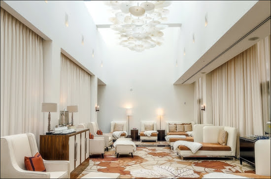 A Visit To The World S Best Hotel Spa Vacay Ca