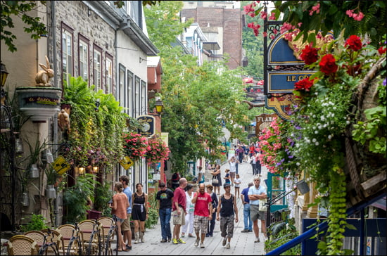 Petit-Champlain-quebec-city