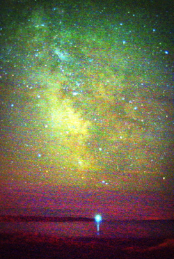 The Milky Way Manitoulin Island
