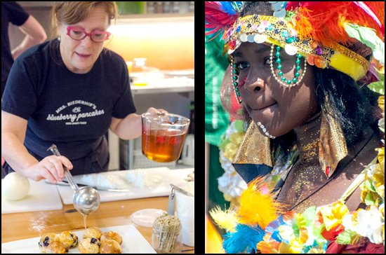 Wild blueberries, Schlooples and the vibrant celebration of Caribbana liven up Toronto.