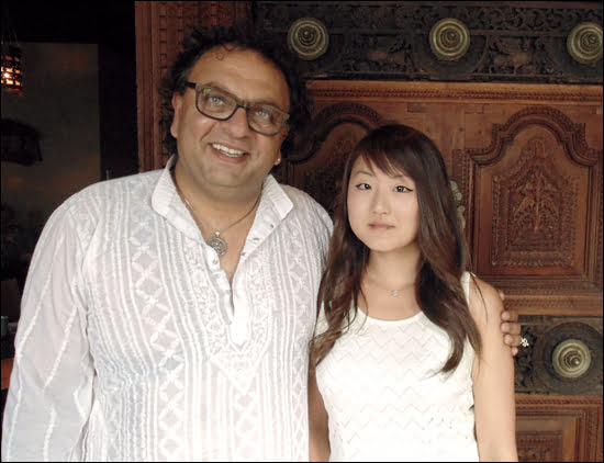 vikram-vij-and-deborah-son