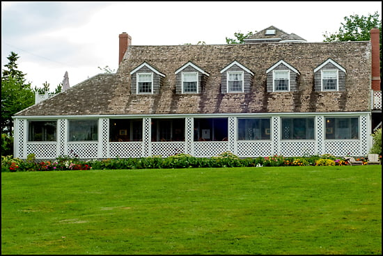 The Inn at Bay Fortune in Prince Edward Island. (Adrian Brijbassi/Vacay.ca)