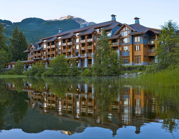Nita lake lodge a treasure in whistler for Cabine in whistler
