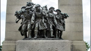 Canadian National War Memorial