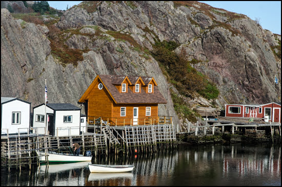 Quidi Vidi Newfoundland