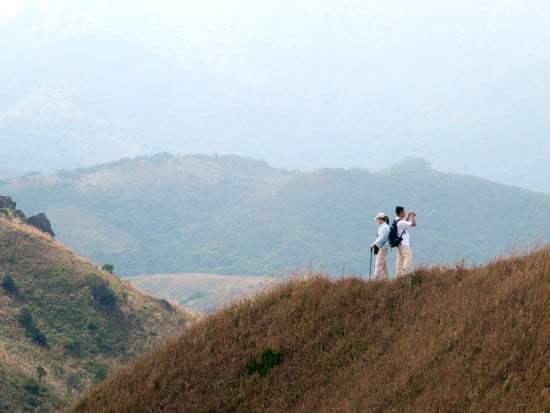 Couple MacLehose Trail