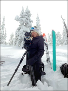 Marie-France Roy snowboarder