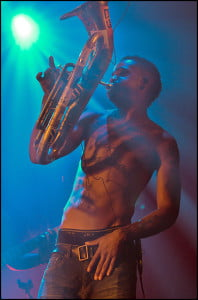Hypnotic Brass Ensemble-montreal-jazz-fest
