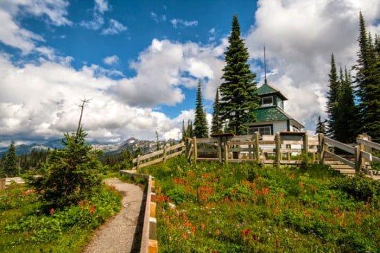 mount-revelstoke-national-park-fire-tower