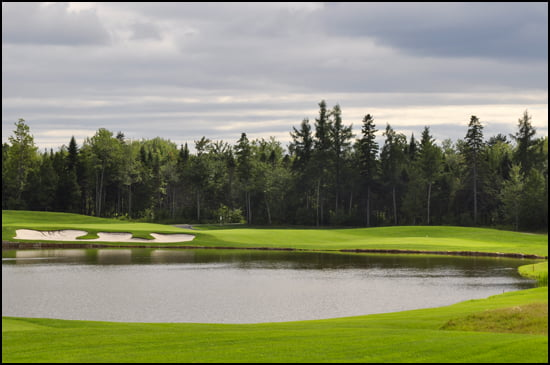 La Tempete-11th Hole-quebec